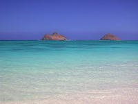 Mokolua Islands, Hawai`i