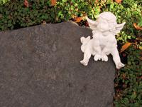 tiny angel figurine 2