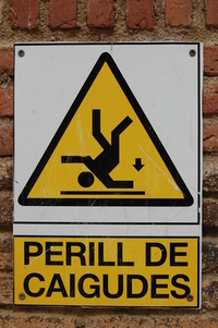 Perill de Caigudes
