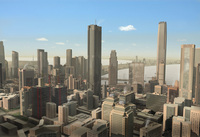 Imaginary city 1 4