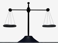 Váhy - spravodlivosť - rovnováha
