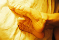 perfect feet I