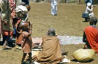 People from Maasai tribe 4
