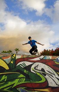 Skateboarder_ 1
