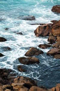 Waves and Rocks, Australia 1
