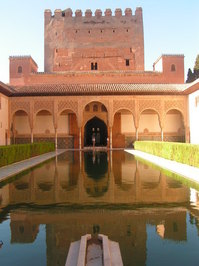 Alhambra of Granada 5