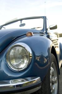 Oldschool VW Beetle