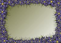 Floral Frame 4