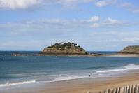 Ile Duguesclin ( Bretagne )