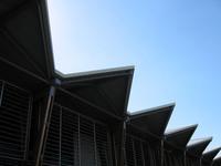 Angular Roof/Building