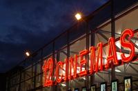 12 cinemas