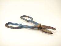 Old Rusty Tin Snips