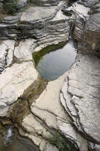Erosion lake