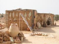 workshop of pottery