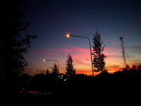Autumn evening 4