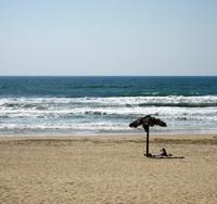 rishon beach