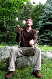 Juggling/Balancing 1