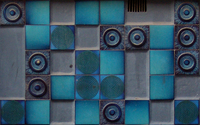 real retro tiles