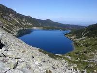 Czarny Staw Gasienicowy in Tatras