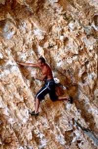 free Climbing in Gaeta 2