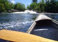 Paddling Upriver