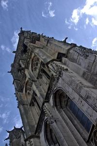 Church tower 1