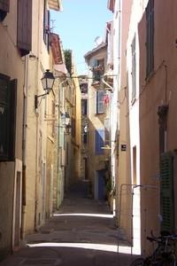 Some Narrow Roads, Antibes 1