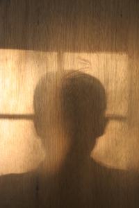 3D face silhouette