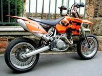 KTM SMR 550 Supermoto 2