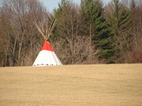 Teepee - Indian Dwelling 1