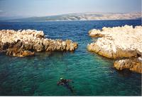Croatia - scuba diver