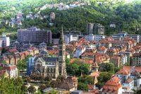 Stuttgart Cityscape HDR