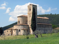 St Antimo Abbey 2