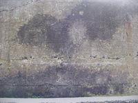 Wall on the beach