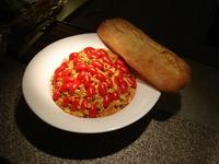 tomatos on noodles 2