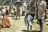 People from Maasai tribe 5