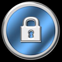 Blue & Chrome Website Buttons 2