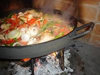 cooking vegetals