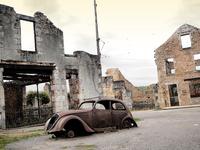 Oradour sur Glane site