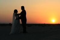 sand wedding