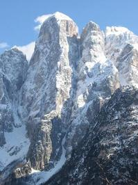 Agner Parete Nord (Dolomiti)