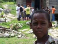 jamaican boy