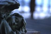 Sleeping statue 1