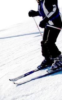 Ski Day 1