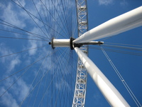 The BA London Eye
