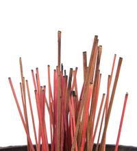 Closeup Incense