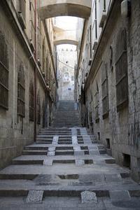 Jerusalem - Old City Street