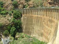 Hartbeespoort Dam Wall