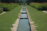 Scenic garden in Keist park 1