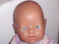 Baby Born head